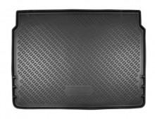 Unidec Резиновый коврик в багажник Peugeot 2008 2019-