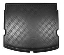 Unidec Резиновый коврик в багажник Renault Megane Grandtour wagon 2015-