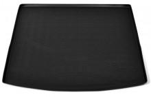 Unidec Резиновый коврик в багажник Skoda Karoq 2017- (полный привод 4х4 с органайзером)