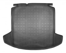 Unidec Коврик в багажник Skoda Rapid Liftback 2013-