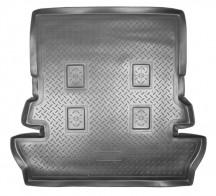 Unidec Коврик в багажник Toyota Land Cruiser 200 7-ти местный