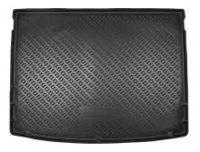 Unidec Резиновый коврик в багажник Volkswagen T-Roc 2017- (на верхнюю полку)