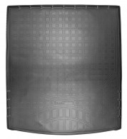 Unidec Резиновый коврик в багажник Volkswagen Teramont 2017- (сложен. 3 ряд)