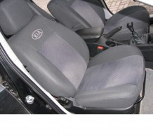 Prestige LUX Чехлы на сиденья Kia Carens (7 мест) 2007-2013