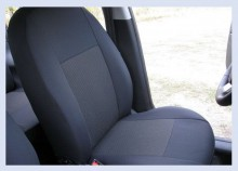 Чехлы на сиденья Nissan Almera Classic (подголовники)