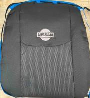 Prestige LUX Чехлы на сиденья Nissan Sylphy (цельный задний диван)