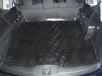 L.Locker Коврик в багажник Honda Pilot 5-местная (08-)