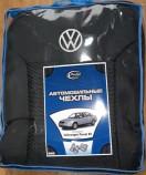 Prestige LUX Чехлы на сиденья Volkswagen Passat B5 Sedan (деленная)