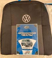 Prestige LUX Чехлы на сиденья Volkswagen T5 T6 (1+2) (без подлокотника)