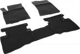 L.Locker Глубокие резиновые коврики в салон Hyundai Elantra 2007-2011