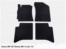 Stingray Резиновые коврики Geely MK Geely MK Cross GC 6