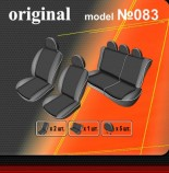 EMC Чехлы на сиденья Fiat Doblo Panorama 2001-