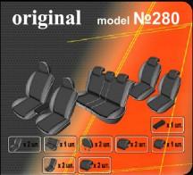 EMC Чехлы на сиденья Ford C-Max 2010- (7 мест)