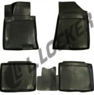 L.Locker Глубокие резиновые коврики в салон Hyundai i40 (11-)