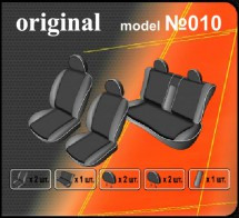 Чехлы на сиденья ВАЗ 2110