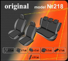 EMC Чехлы на сиденья Nissan Primera (P12) Sedan