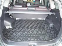 Коврик в багажник Hyundai Santa Fe 2006-2012 (5-ти местный)
