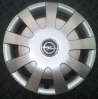 SKS (с эмблемой) Колпаки Opel 405 R16 (Комплект 4 шт.)