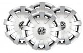 SKS (с эмблемой) Колпаки VW 405 R16 (Комплект 4 шт.)