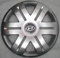 Колпаки Hyundai 406 R16 SKS (с эмблемой)