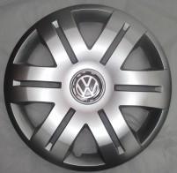 SKS (с эмблемой) Колпаки VW 406 R16 (Комплект 4 шт.)
