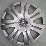 Колпаки Citroen 408 R16 (Комплект 4 шт.) SKS (с эмблемой)
