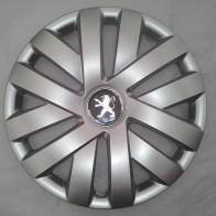 SKS (с эмблемой) Колпаки Peugeot 409 R16 (Комплект 4 шт.)