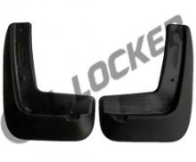 Брызговики передние Kia Cee'd III hatchback (13-) L.Locker