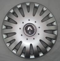 SKS (с эмблемой) Колпаки Renault 306 R15 (Комплект 4 шт.)