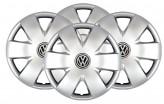 SKS (с эмблемой) Колпаки VW 308 R15 (Комплект 4 шт.)