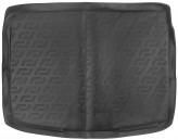 Резиновый коврик в багажник Nissan Qashqai 2014- L.Locker