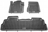 Rezaw-Plast Резиновые коврики глубокие Nissan NV200 2009-
