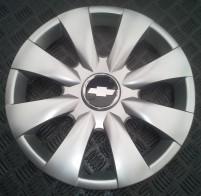 SKS (с эмблемой) Колпаки Chevrolet 316 R15 (Комплект 4 шт.)