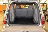 L.Locker Коврик в багажник Lexus LX 470 Toyota Land Cruiser 100 (7 мест)