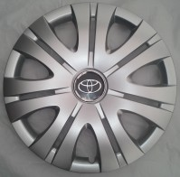 SKS (с эмблемой) Колпаки Toyota 317 R15