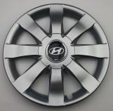 SKS (с эмблемой) Колпаки Hyundai 323 R15 (Комплект 4 шт.)