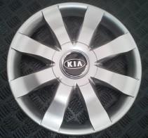 Колпаки Kia 323 R15 SKS (с эмблемой)
