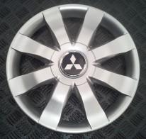 SKS (с эмблемой) Колпаки Mitsubishi 323 R15