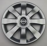 SKS (с эмблемой) Колпаки Nissan 323 R15 (Комплект 4 шт.)