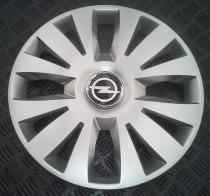 SKS (с эмблемой) Колпаки Opel 324 R15 (Комплект 4 шт.)