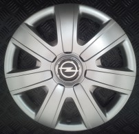 Колпаки Opel 325 R15 (Комплект 4 шт.) SKS (с эмблемой)
