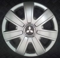Колпаки Mitsubishi 325 R15 SKS (с эмблемой)