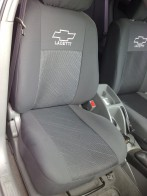 Чехлы на сиденья Chevrolet Lacetti Prestige