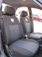 Чехлы на сиденья Daewoo Nubira 1997-2003 Prestige