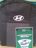 Prestige Чехлы на сиденья Hyundai Accent 2006-2010