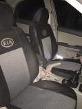 Prestige Чехлы на сиденья Kia Cerato 2004-2009