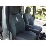 Prestige Чехлы на сиденья Renault Symbol 2003-2012 (цельный диван и спинка)