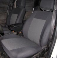Prestige Чехлы на сиденья Renault Sandero 2008-2013 (раздельная)