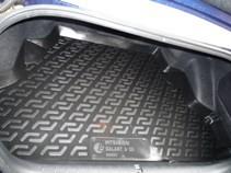 Unidec Коврик в багажник Mitsubishi Galant 2003-2012