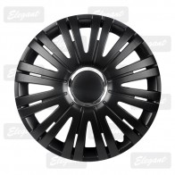 Колпак R13 ACTIVE RC black (Комплект 4 шт.) Elegant